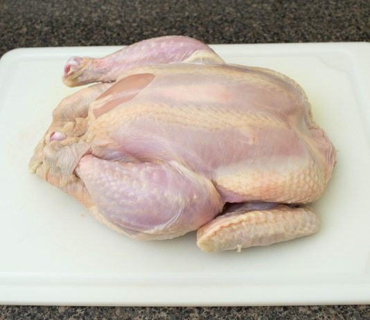 How To Tuck Chicken Legs Before Roasting from domesticsoul.com