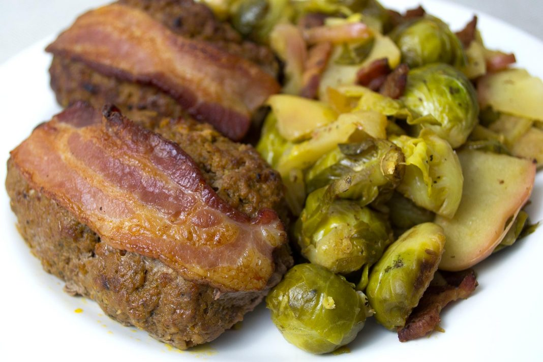 Hidden Vegetable Meatloaf Recipe (Mini Size) from domesticsoul.com