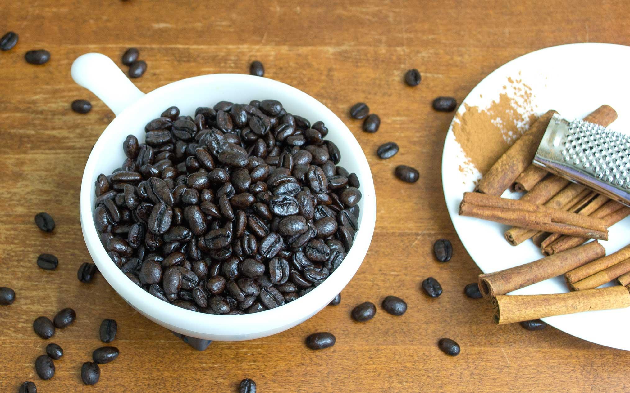 Cinnamon Coffee Recipe from domesticsoul.com