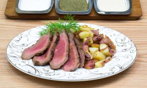 Gluten Free Dill Steak Rub