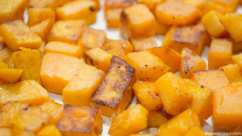 Bacon Sweet Potato Hash Recipe from domesticsoul.com