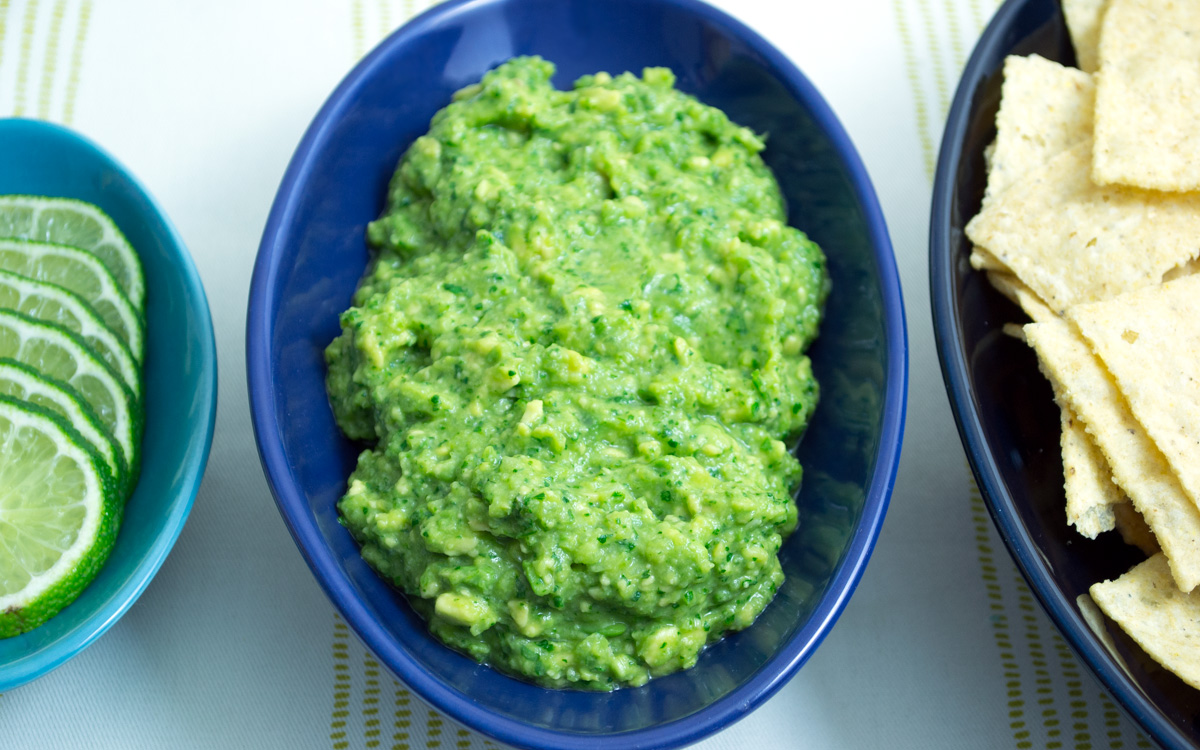 """But hey, if you have to have a nickname, """"Guac Girl"""" isn't a bad ..."""