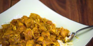 Coconut Curry Recipe from domesticsoul.com