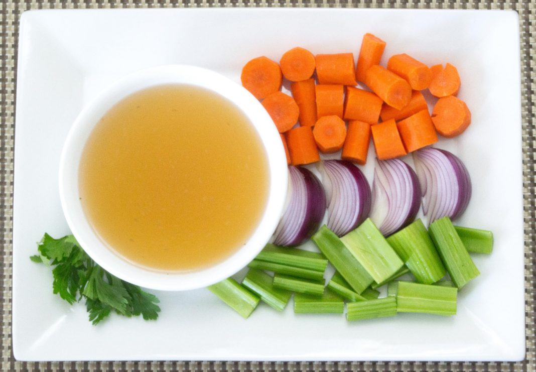 How To Make Crock Pot Broth from domesticsoul.com