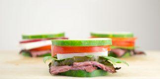 Pastrami and Cucumber Sandwich Recipe from domesticsoul.com