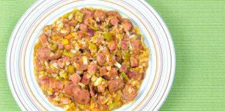 Grain Free Jambalaya Recipe – No rice! from domesticsoul.com